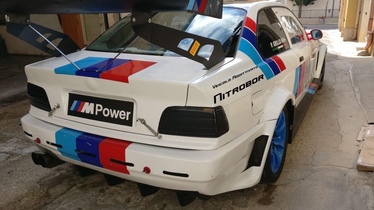 M3 RACE CAR